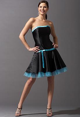 Peinados para fiesta de noche vestido negro