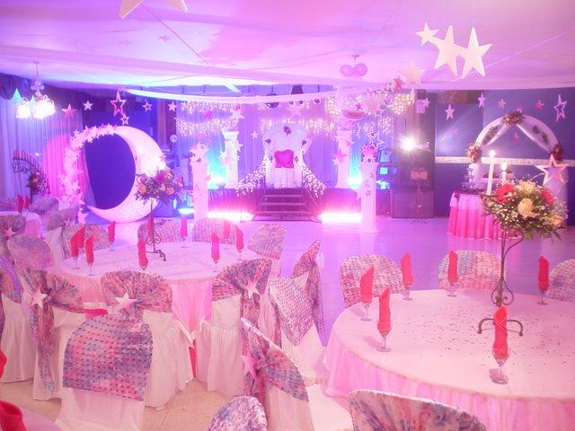 Cómo decorar una fiesta de 15 con estrellas | Chica de 15