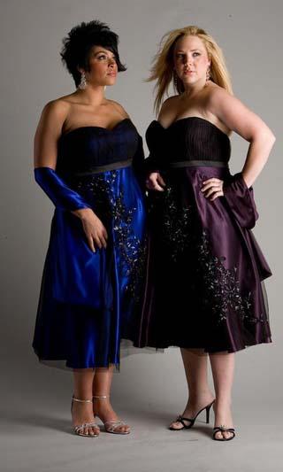 vestidos de fiesta para gorditas. Nuevos modelos de vestidos de