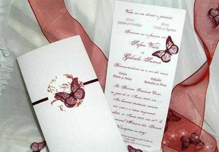 Opciones de invitaciones para una fiesta de Mariposas | Chica de 15