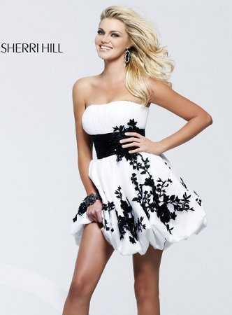 Accesorios para un vestido blanco corto