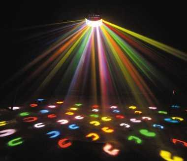 Disco světla