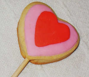 galleta-corazon