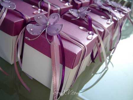 Invitaciones en forma de caja para tu fiesta de 15 | Chica de 15